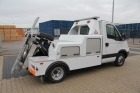 IVECO Daily 70C17  FAW 3000 hydr. Klammerbrille, hydr. Seilwinde 3,6t